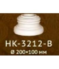 "База к колонне диаметром 120 мм НК 3212-В ""Classic Home"""