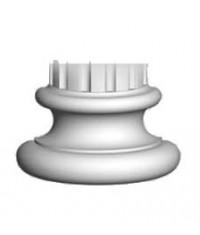 База к полуколонне диаметром 135 мм 90135-4Н
