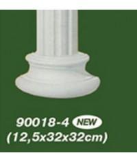 База к колонне диаметром 180 мм 90018-4