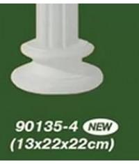 База к колонне диаметром 135 мм 90135-4